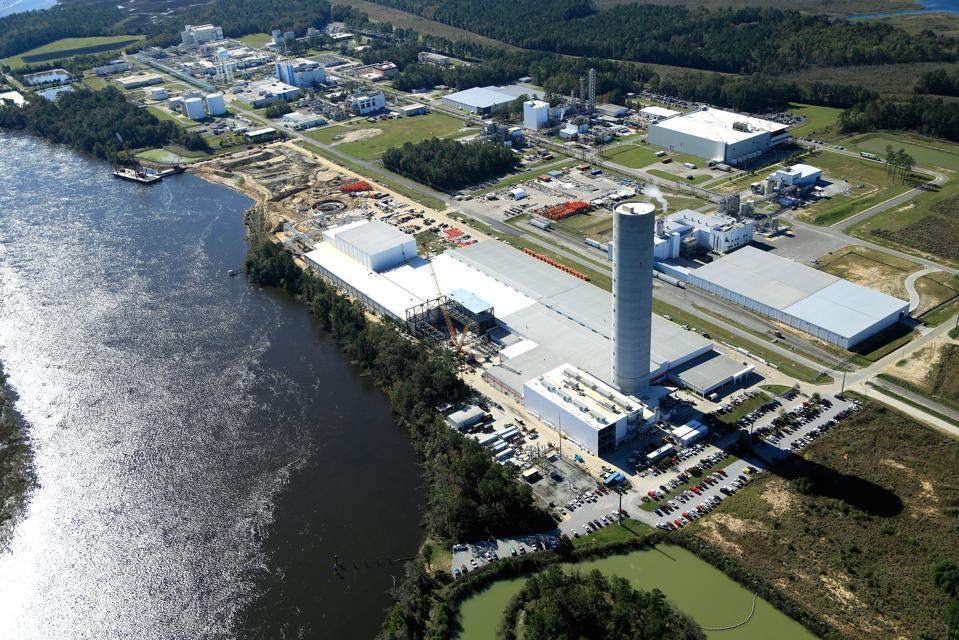 Factory in Charleston, South Carolina
