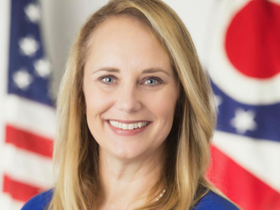 Headshot of Lydia Mihalik, Director of the Ohio Development Services Agency