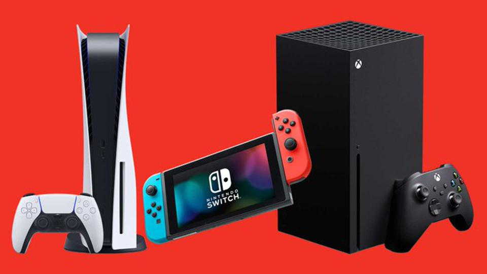 Ps5, Xbox Series X and Switch