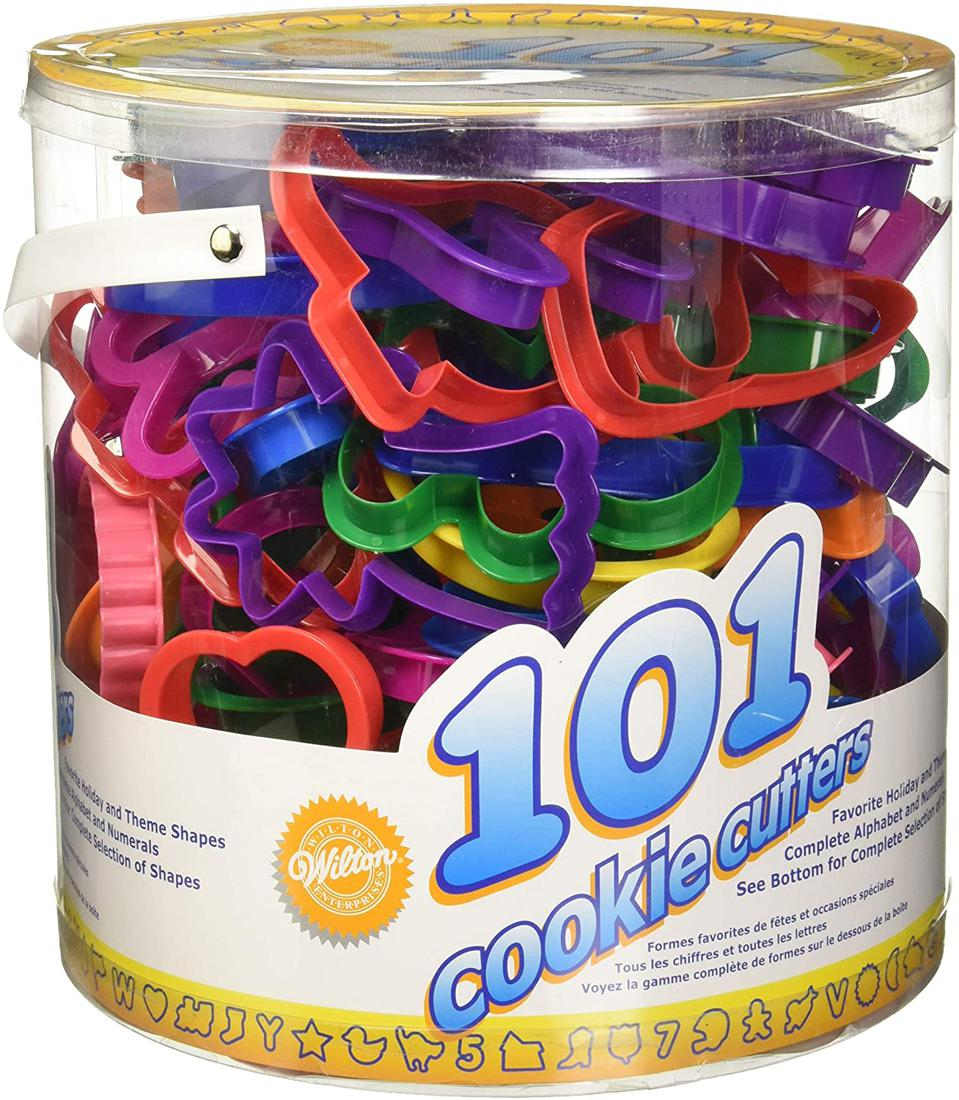 Wilton Cookie Cutter Set 101 Piece