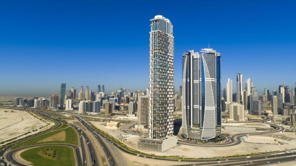 SLS Dubai hotel