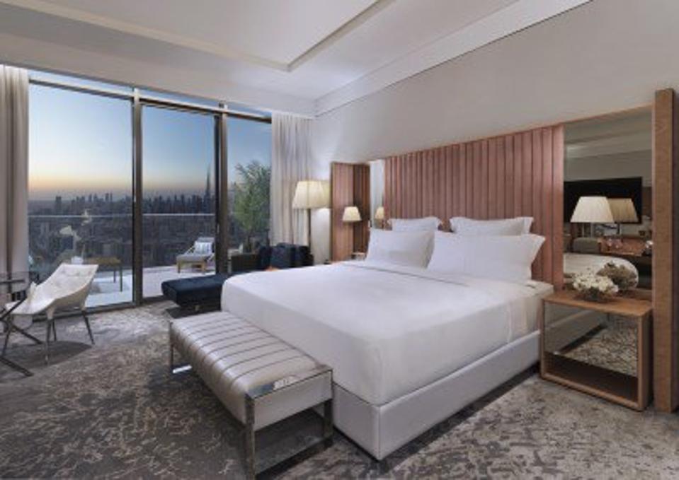 SLS  Hotels standard room