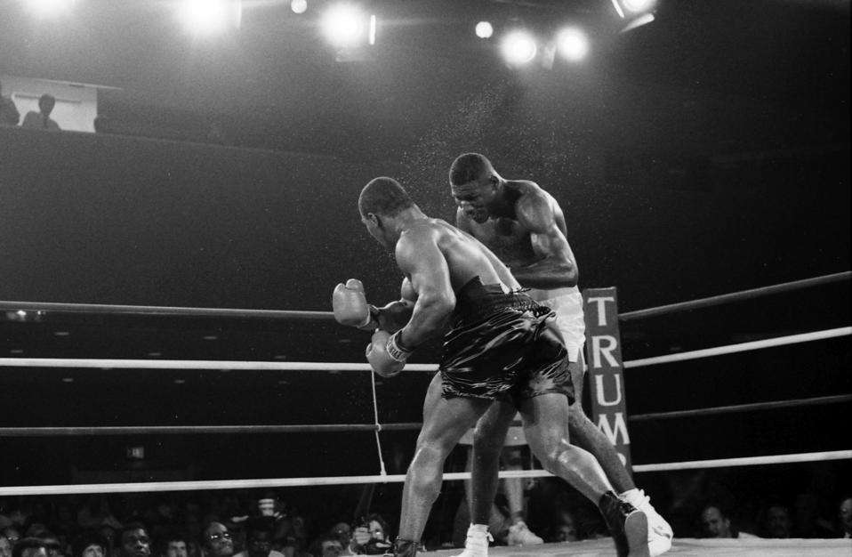 Mike Tyson v Jose Ribalta