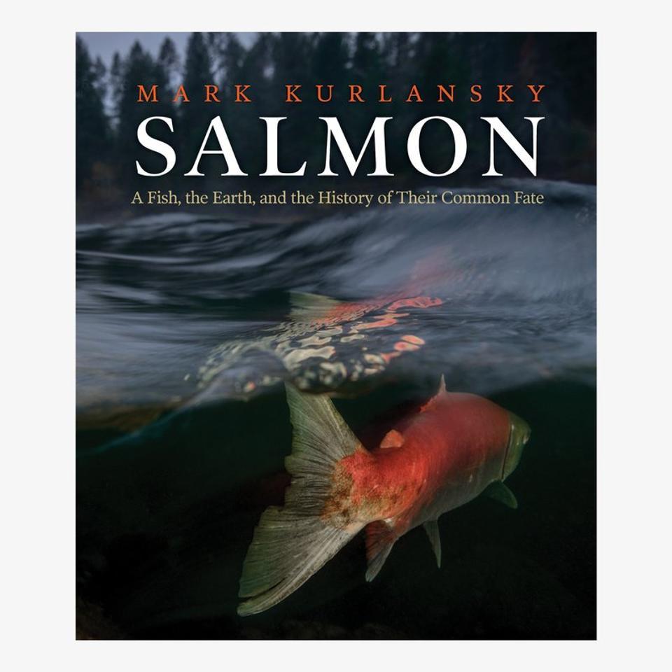 Salmon, By Mark Kurlansky