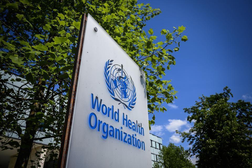 World Health Organization HQ in Geneva