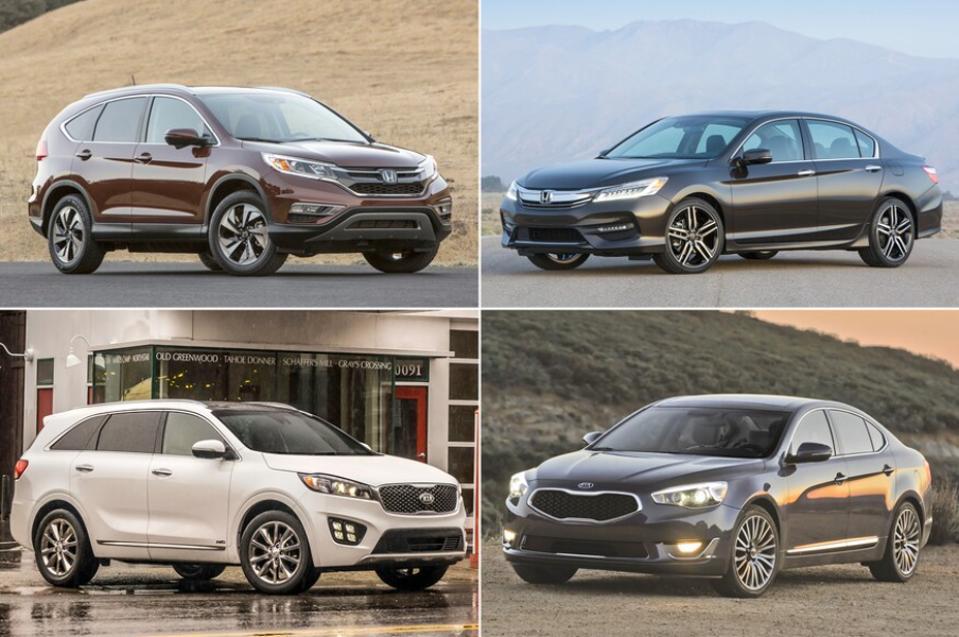 SUV crossovers vs sedans