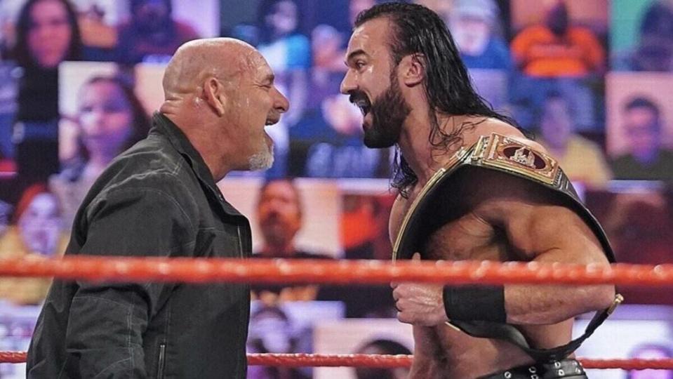 Goldberg is among the many rumored names to headline WrestleMania 37.