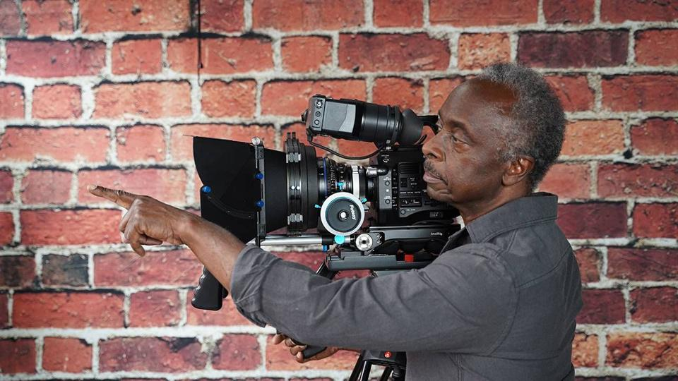 A phone call in the pandemic led to big things for filmmaker Roberto Mighty