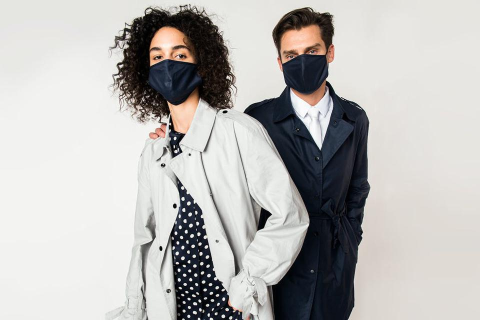 Traveling in Pandemic Style with silver microbial clothing