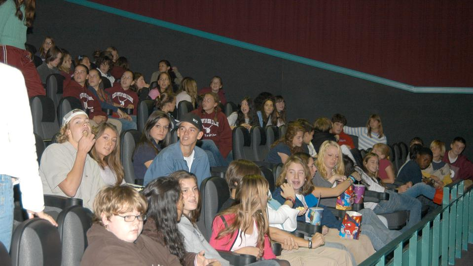 Movie theatres bring people together in a common experience, but are threatened by the current economic disruption.