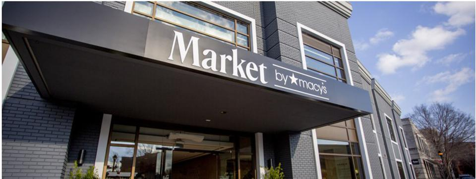 Market by Macy's represents an off mall, scaled-down store, but is it too little to late?