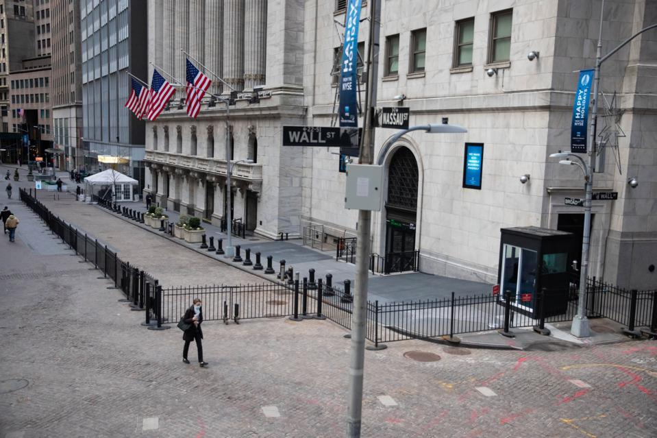 First Day Of Trading For 2021 In U.S. Markets