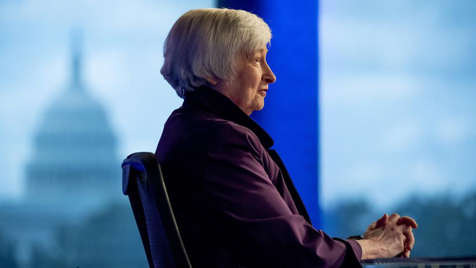 Treasury Secretary Janet Yellen is now heading up the United States' fiscal and monetary affairs.
