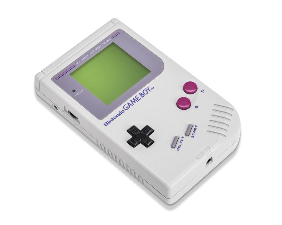 Nintendo Game Boy Hardware Shoot