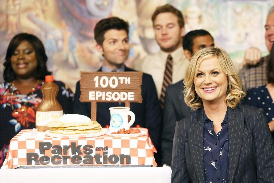 ″Parks And Recreation″ 100th Episode Celebration