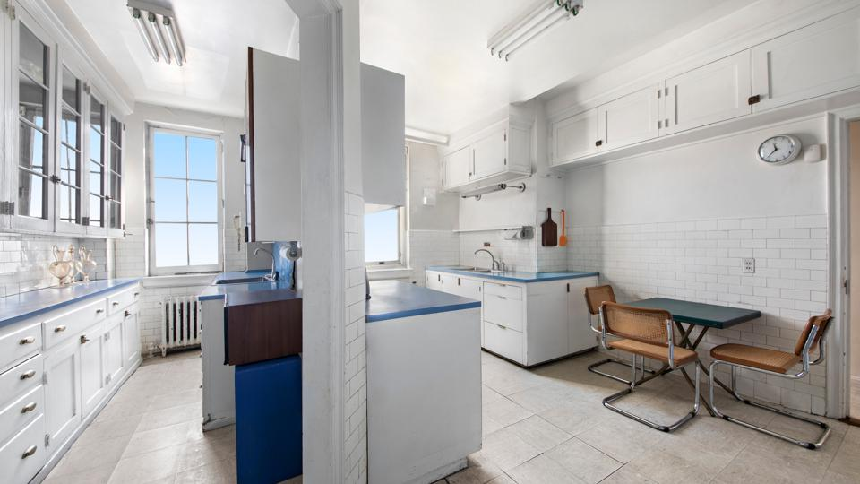 kitchen yorkville apartment maisonette 1c 1 east end ave new york city