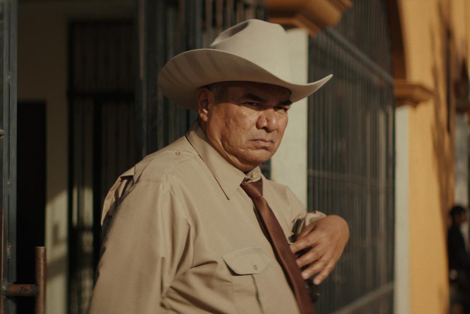 No Man's Land, George Lopez, interview, Texas, Mexico, border patrol, Frank Grillo, review