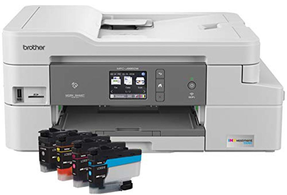 Brother MFC-J995DW INKvestmentTank Color Inkjet All-in-One Printer