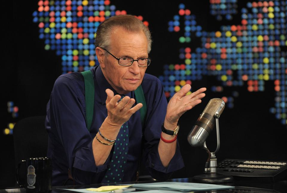 ″Larry King Live:  Disaster In The Gulf″ Telethon
