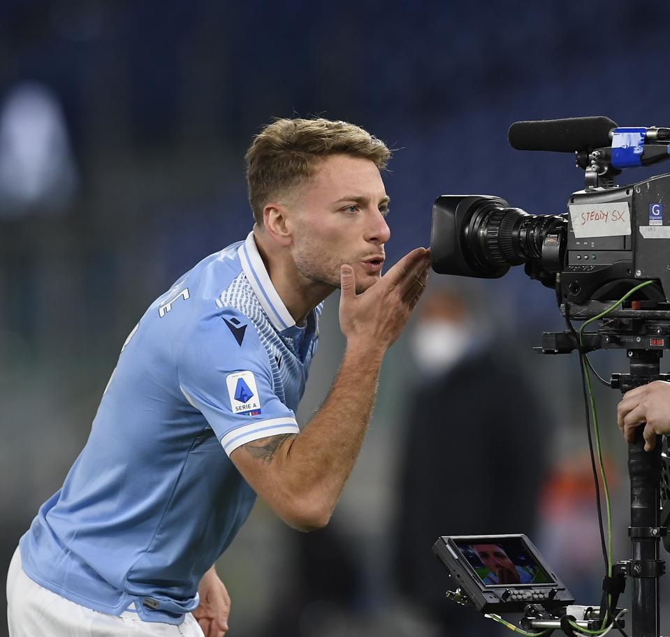 ITALY-ROME-FOOTBALL-SERIE A-LAZIO VS ROMA