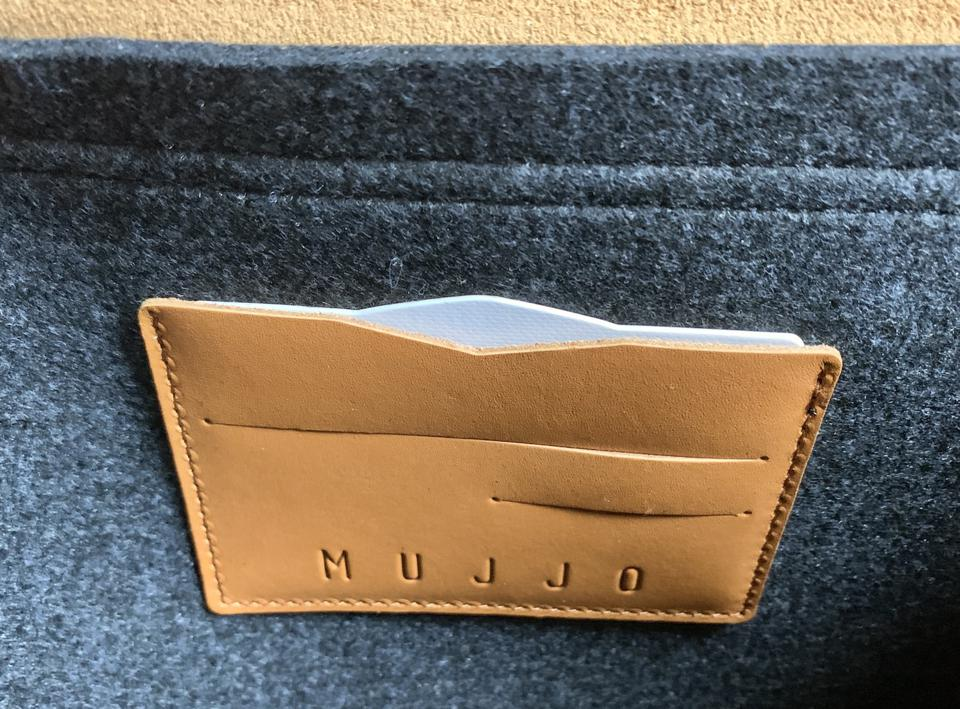 Mujjo Sleeve for MacBook review