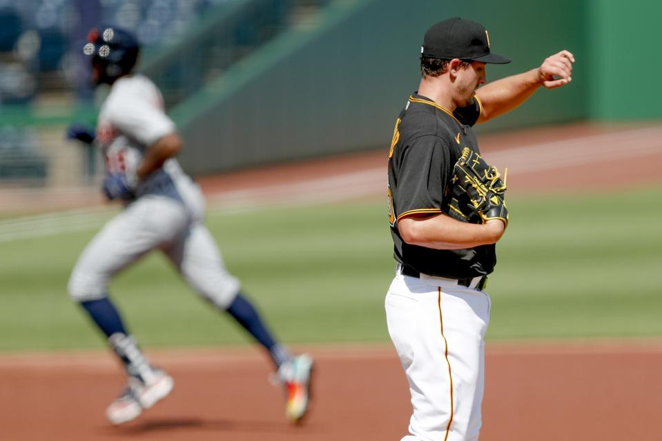 Tigers Pirates Baseball