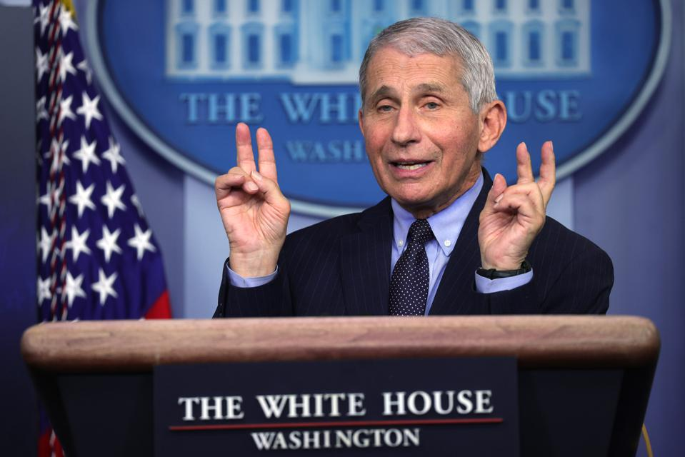 White House Press Secretary Jen Psaki Holds News Briefing At White House