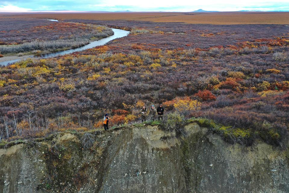 Rising Sea Levels Threaten Remote Alaskan Village Of Kivalina