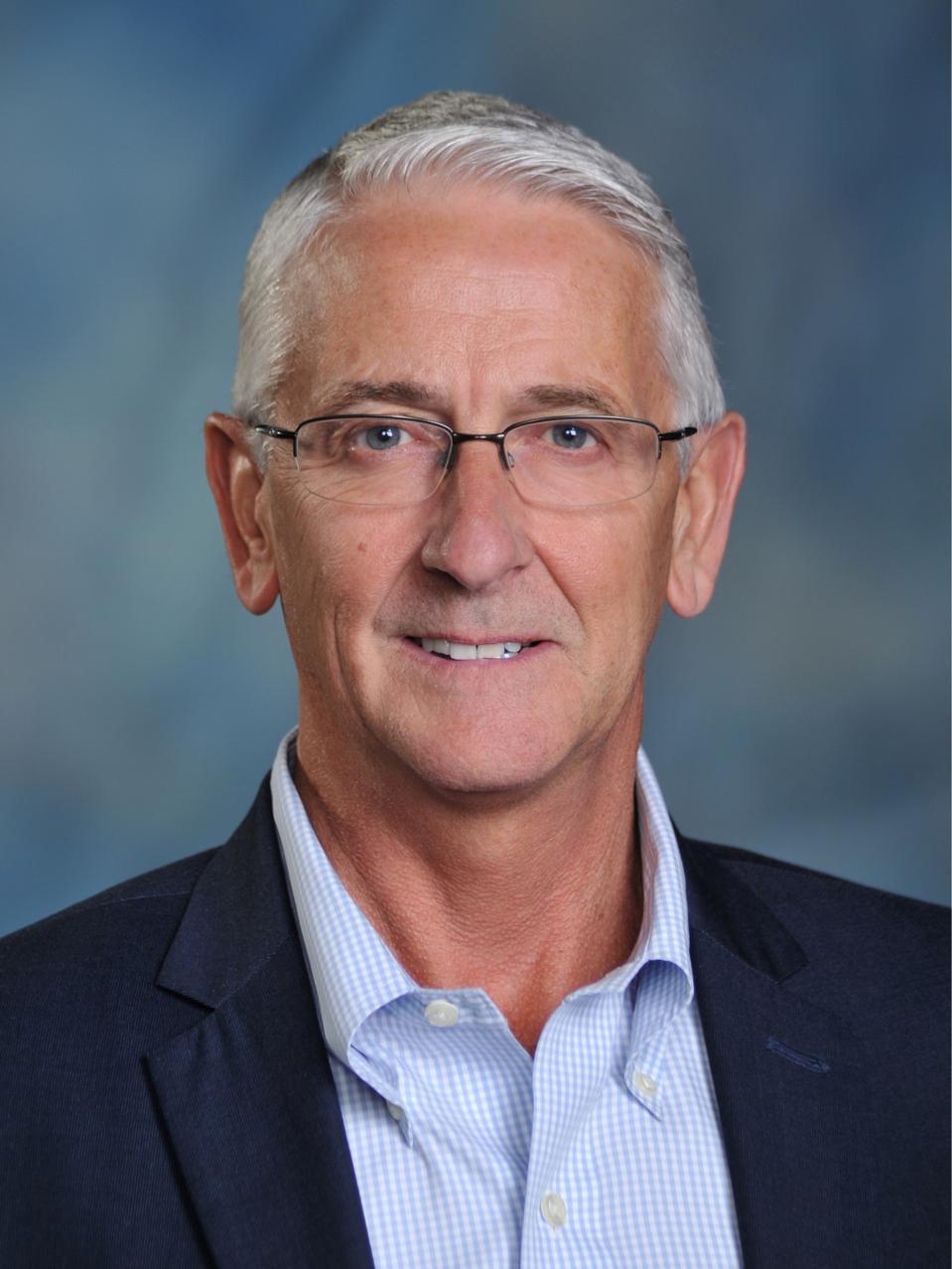 Dorman Bazell, CDO of State of North Dakota