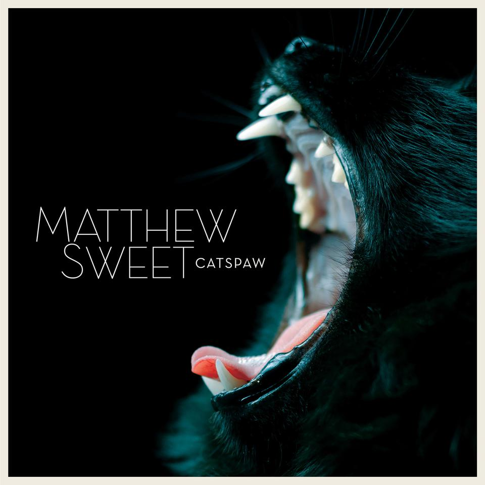 'Catspaw,' the 15th studio album from Nebraska power pop artist Matthew Sweet, is now available digitally, and on CD or vinyl, via Omnivore Recordings
