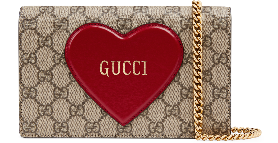 Available at select Gucci stores nationwide, Gucci.com