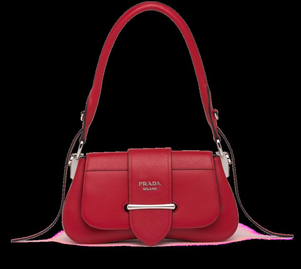 Available at Select Prada boutiques or at prada.com