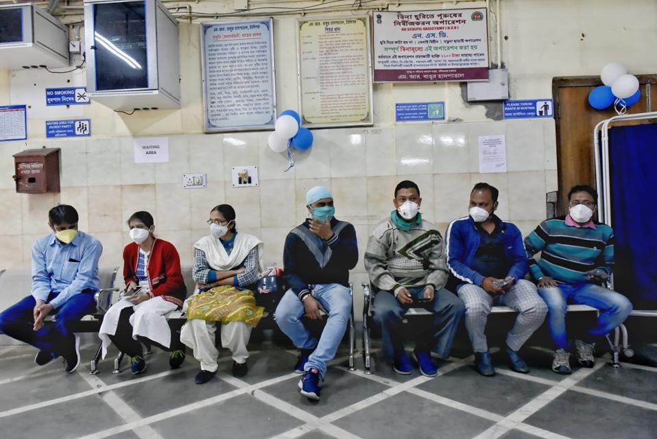 Covid-19 Vaccination In Kolkata