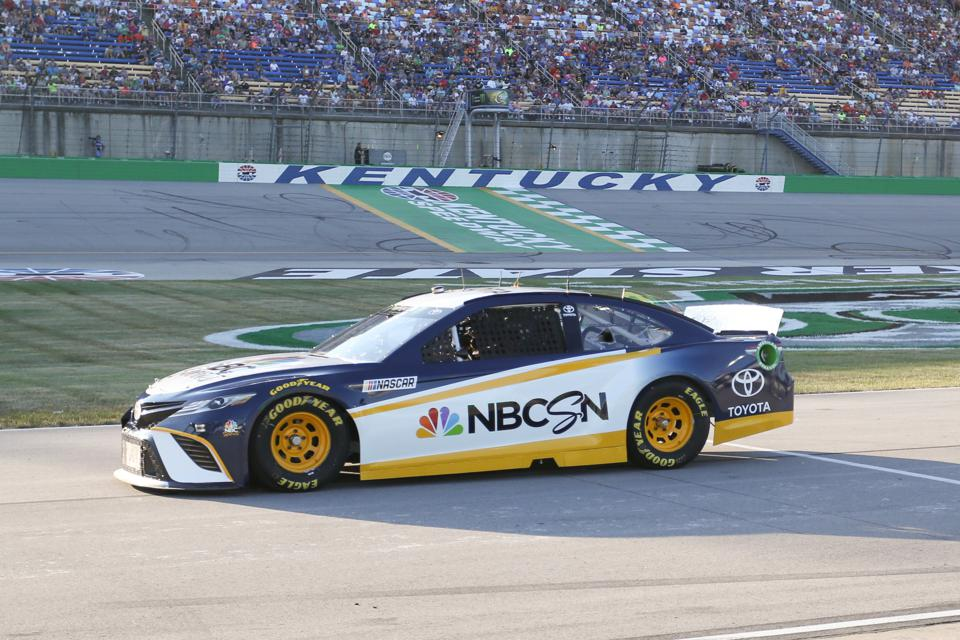 AUTO: JUL 13 Monster Energy NASCAR Cup Series - Quaker State 400