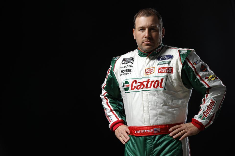 Ryan Newman is a Nascar Cup Series veteran.