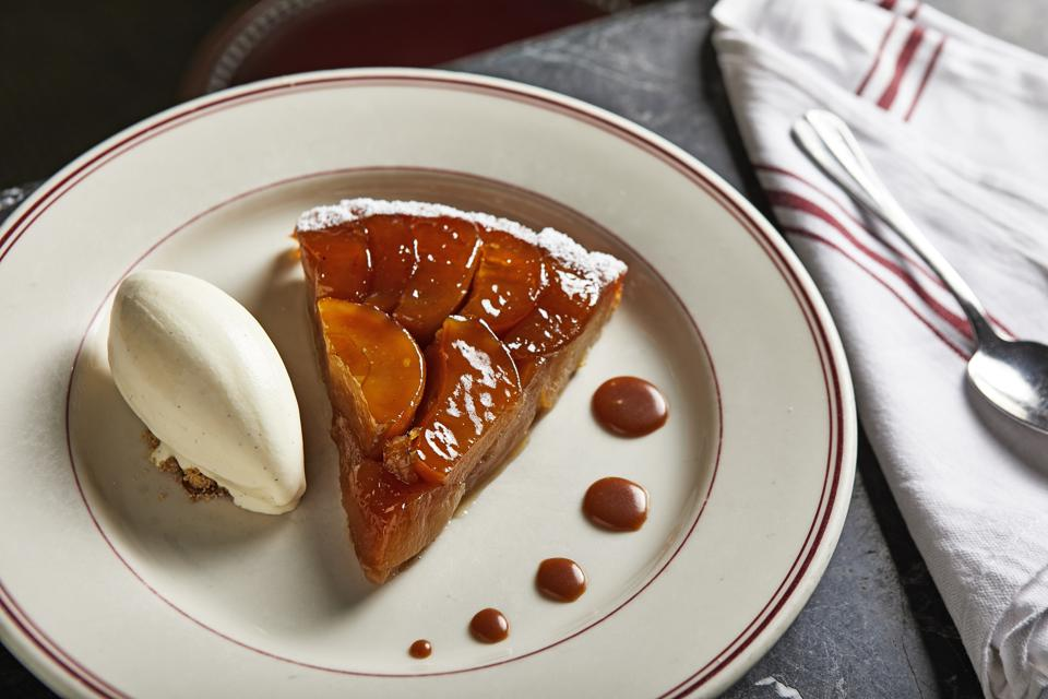 Fall Dining Guide - Le Diplomate
