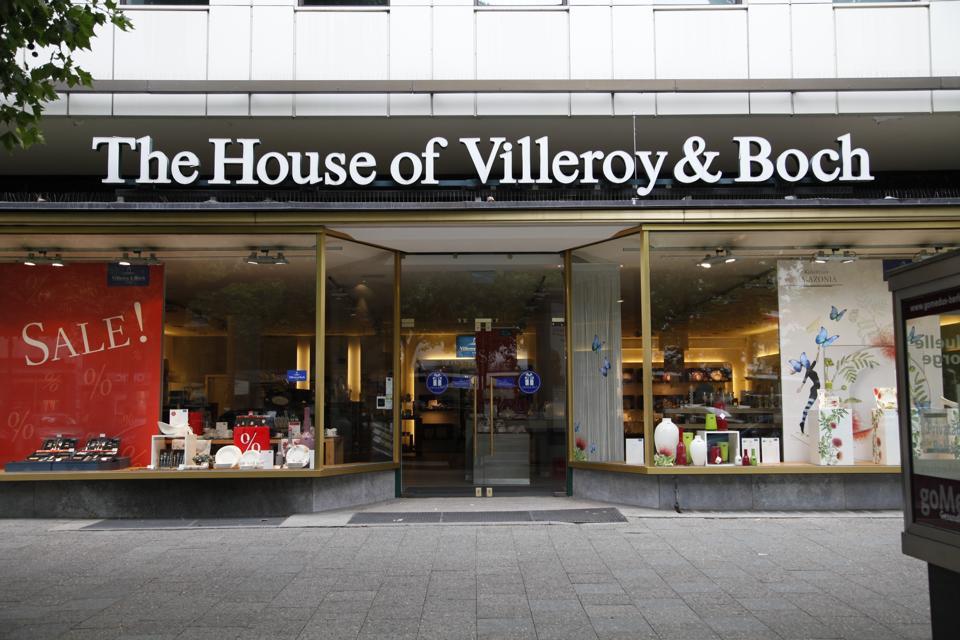 The House of Villeroy & Boch in Berlin
