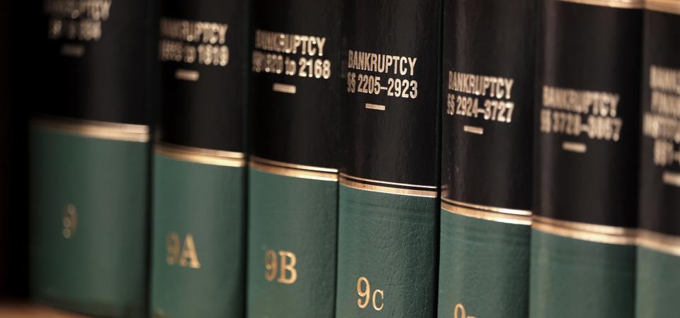 Bankruptcy Code amendments help small businesses