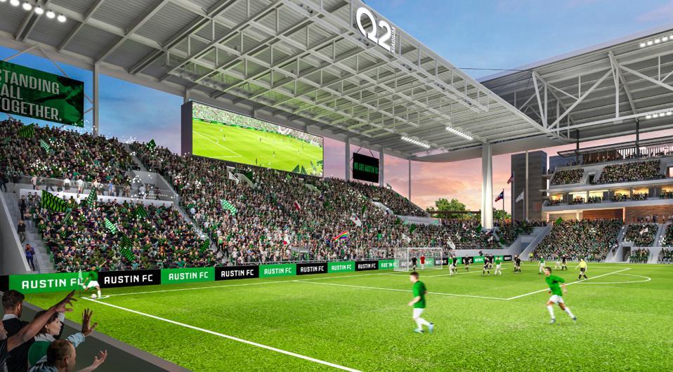 Austin FC Q2 Stadium