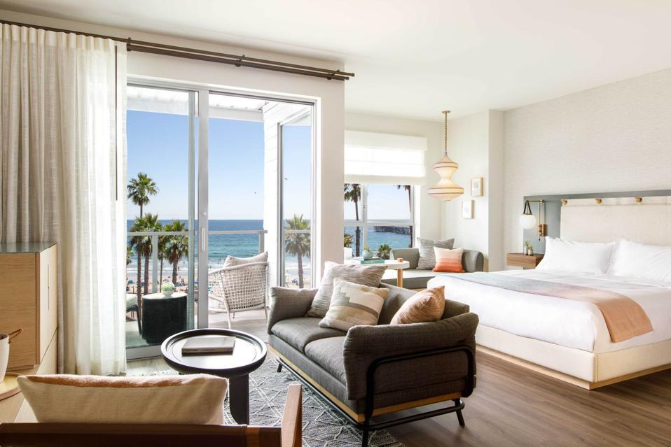 Hotel Rendering, Oceanside, California