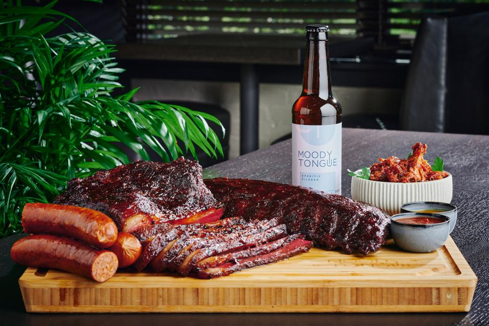 Chicago's Moody Tongue Brewing Company recently began shipping its smoked meats nationwide.
