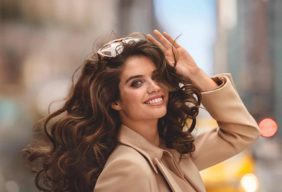 Sara Sampaio in the Michael Kors Gorgeous! campaign
