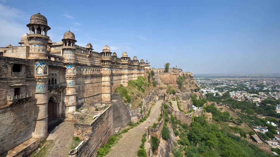 Gwalior Fort - India