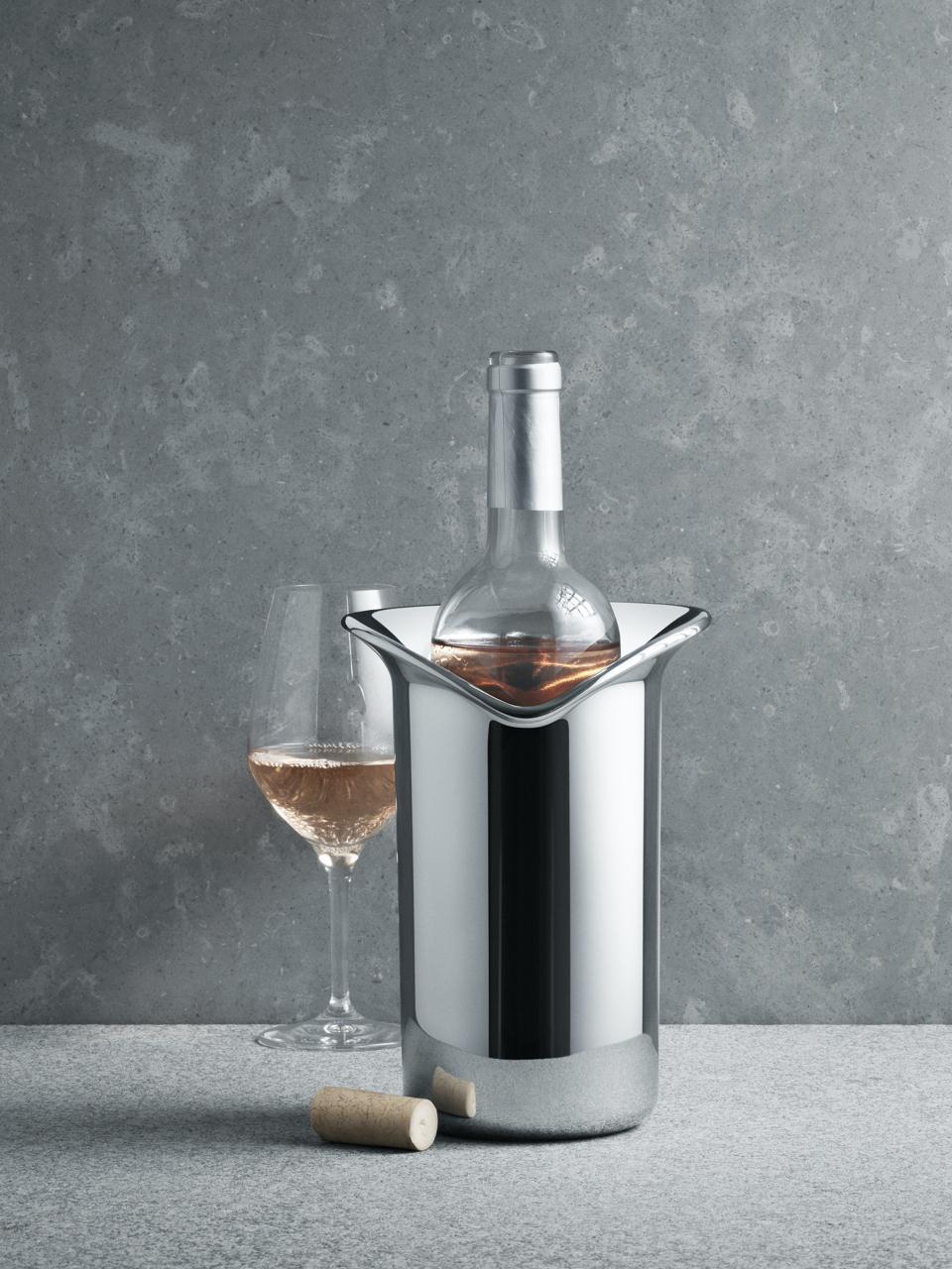Georg Jenson Wine and Bar Cooler Wine Chiller