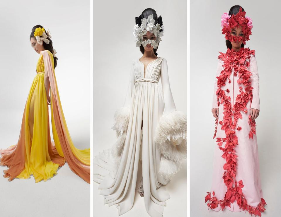Giambattista Valli. Haute Couture SS21.