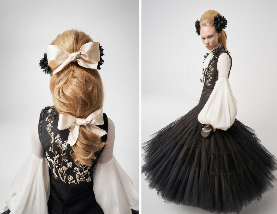 Giambattista Valli. Haute Couture SS21
