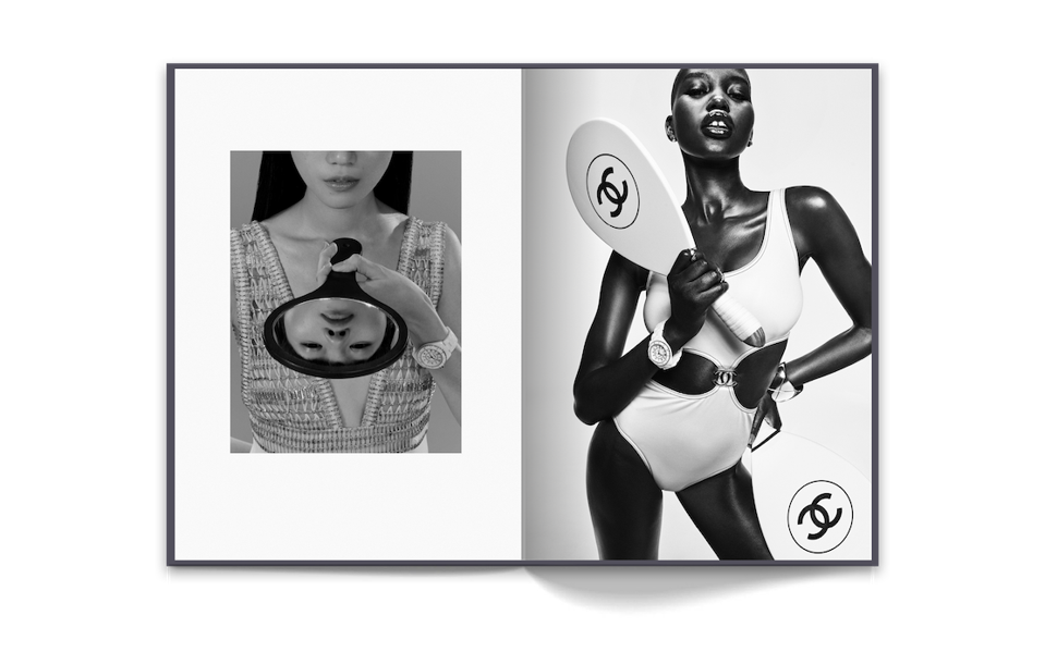 Chanel Eternal Instant book