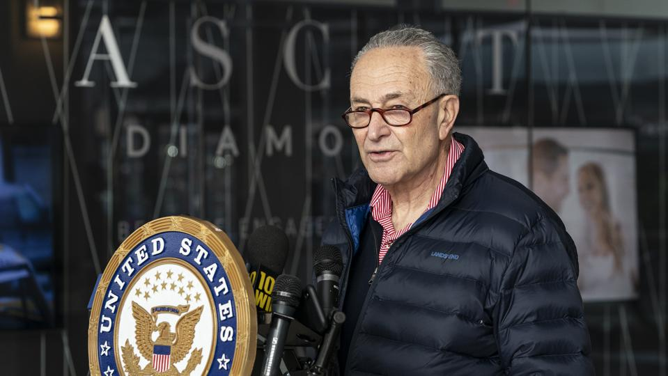 U.S. Senator Charles Schumer announced a plan, today, for...