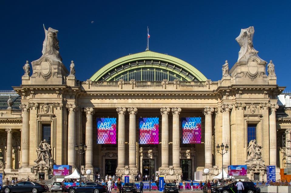 Art Paris 2020 at the Grand Palais