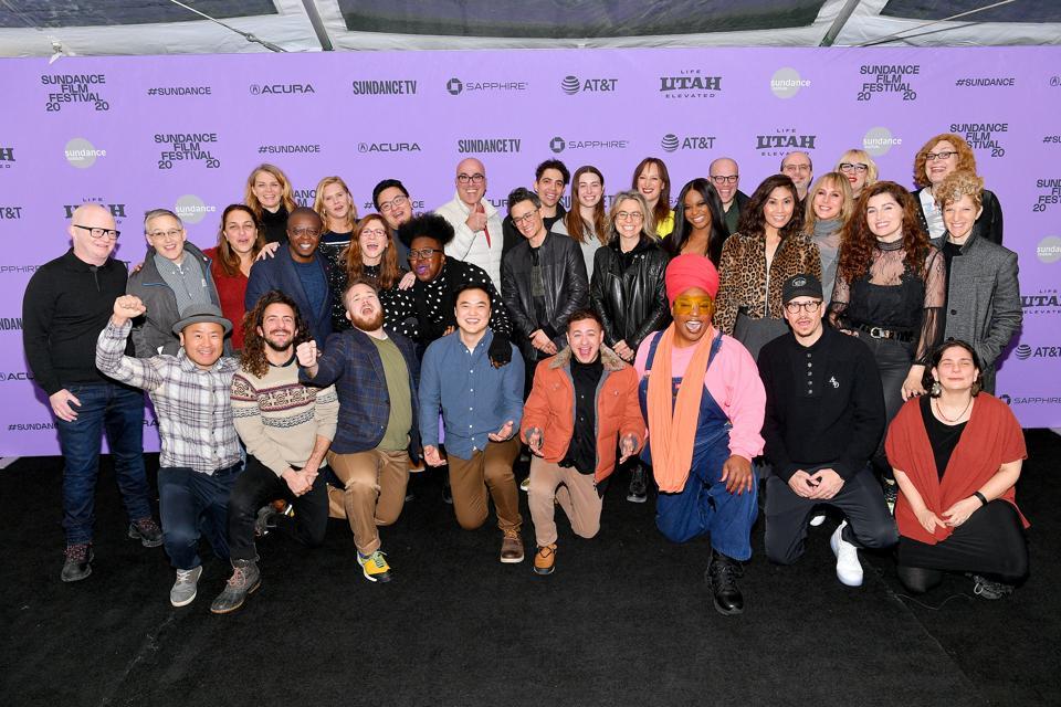 2020 Sundance Film Festival - Disclosure: Trans Lives On Screen″ Premiere